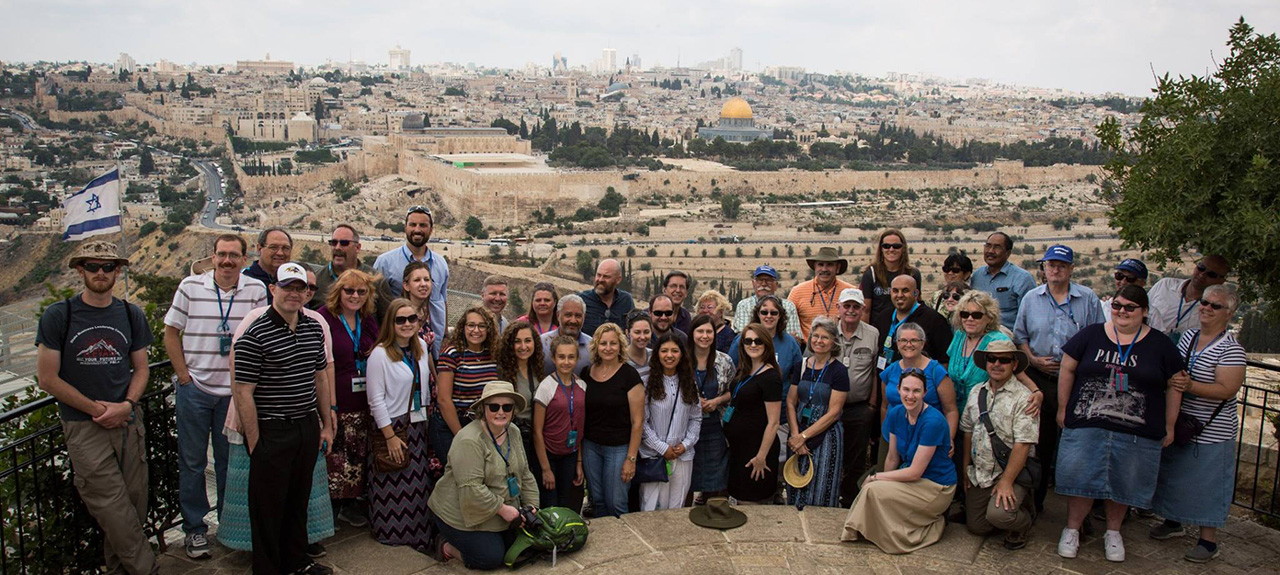 Group tours to Israel - Trips Israel